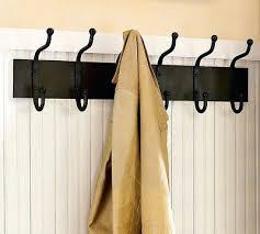 Row Of Hooks Coat Rack
