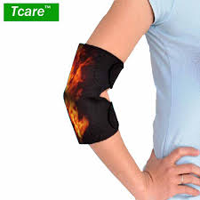 * Tcare <b>1 Pair Tourmaline</b> Elbow Massager Band <b>Self heating</b> Elbow ...