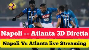 Napoli 0 - 0 Atalanta Coppa Italia 2021 Diretta Live Streaming - YouTube