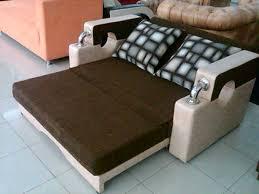 sofa lipat. harga sofa yang bisa jadi tempat tidur2 lipat