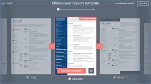 Resume Maker Software Resume Layout Com