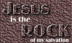 Image result for Jesus the rock