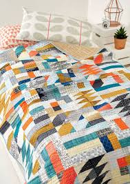 Nordic Cool quilt by Karen Lewis for Love Patchwork & Quilting ... & Nordic Cool quilt by Karen Lewis for Love Patchwork & Quilting issue 23 Adamdwight.com