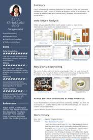 online cv editor