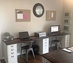 Ikea home office desks Ideas Home Office Desk For Two Two Person Wall Length Desk At The New House Ikea Occupyocorg Home Office Desk For Two Two Person Wall Length Desk At The New