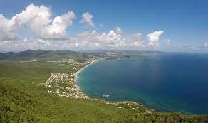 St Lucia, Dominica and Martinique ...