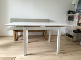 Ikea Esstisch Weiß Bjursta In 81825 München Für 5000 Kaufen Shpock