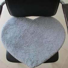 38ed bathromm door heart shaped carpet floor mat