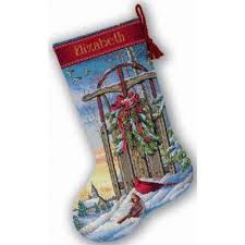 Cross Stitch Stocking Patterns Impressive Christmas Stockings Cross Stitch Patterns Kits Page 48
