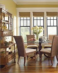 colonial style dining room furniture. stanley furniture sunset key antilles cane under glass top dining table set colonial style room r