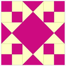 Imaginesque: Quilt Block 38: Pattern & Templates & free quilt block pattern and templates Adamdwight.com