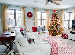 decorating ideas red