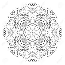 Islamic Art Coloring Pages Free Within Moroccan Wumingme