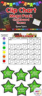 Clip Chart Behavior Calendar Best Picture Of Chart