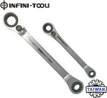 <b>4 Size Refrigeration Valve</b> Ratchet Wrench Steel Air Conditioning ...