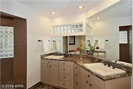 traditional 3 4 bathroom with flush kohler k 2356 8 0