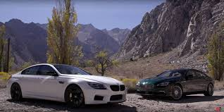 Coupe Series bmw gran coupe m6 : Video: BMW M6 Gran Coupe vs Alpina B6 Gran Coupe: Which Is Best?