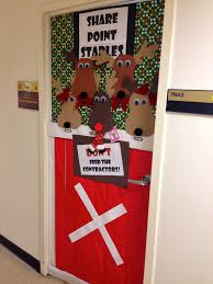 christmas office door decorating. Christmas Office Door Decorating Contest Image Yvotubecom