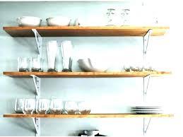 kitchen shelf shelves metal wall ideas ikea canada
