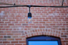cafe string lights outdoor light bulb