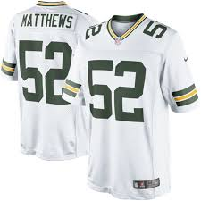 Jersey Clay Packers Packers Matthews Clay