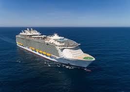 How Much Does A Cruise Ship Weigh