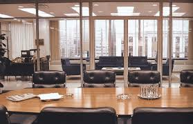 roger sterling office art. The Boardroom, Always Sleek In Style, Is Completed With Floor To Ceiling Glass, Leather Reclining Chairs Chrome Accents And Some Indoor Shrubbery. Roger Sterling Office Art