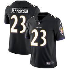 Nfl Ravens Authentic Baltimore Online Sale Official Jefferson Tony Jersey Jersey