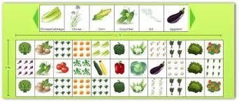 Garden Layout Template Vegetable Garden Layout Template Planning A Garden Layout