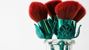 cool makeup brushes. beauty and the beast inspired make up brushes are a thing we love them cool makeup s