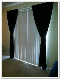 how to attach curtains vertical blinds savae org