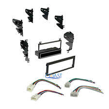 toyota supra wiring harness interior car stereo single din dash kit wire wiring harness combo for 1987 2004 toyota fits toyota supra