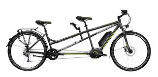 thoris tandem electric bike bosch