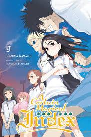 Index Light Novel A Certain Magical Index Vol 9 Light Novel Ebooks By Kazuma Kamachi Rakuten Kobo