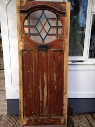 full image for beautiful reclaimed 1930s front door 4 reclaimed 1930s front doors s lead light