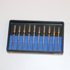 <b>10</b> Pieces / <b>Box</b> Diameter 2.35MM <b>Dental</b> Lab Universal HP Sintered ...