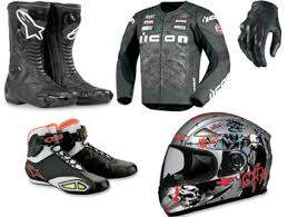 Motorcycle sportbike accessories