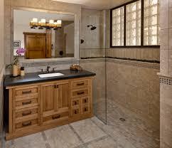 Glass Block Window In Shower lasco barrier free shower bathroom asian with glass block windows 7050 by xevi.us