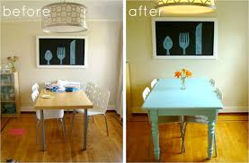 Paint A Kitchen Table 17 Best Images About Oak Tables On Pinterest Table And Chairs