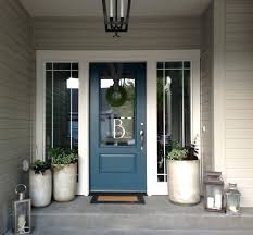 painted residential front doors. Painted Front Door Color Ideas Colors Blue Gray Stunning Residential Doors D