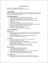 Deli Clerk Resume Resume Templates