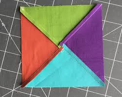 Card Trick Quilt Pattern Gorgeous How To Sew A Classic Card Trick Quilt Block