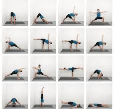 Iyengar Yoga Sequence Of Poses For Practice At Home Yoga