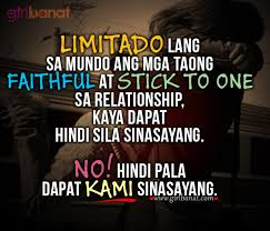Tagalog Love Quotes Inspiration Best Tagalog Love Quotes March 48 Girl Banat