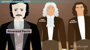 the crucible elizabeth proctor quotes video lesson transcript  the crucible reverend parris quotes