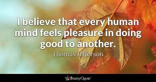 Feeling Good Quotes Beauteous Doing Good Quotes BrainyQuote
