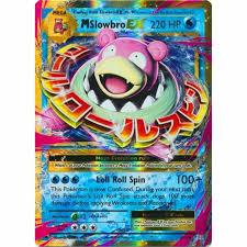Pokemon - Mega-Slowbro-EX (27/108) - XY Evolutions - Holo for sale online
