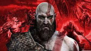 Kratos Hd 4k Wallpaper