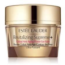 <b>Estée Lauder Revitalizing Supreme</b> + Global Anti-Aging Eye Balm ...