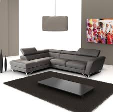 Modern Leather Living Room Furniture 16 Leather Sofas For Modern Living Room Design In Sectional With